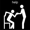 help Pictogram