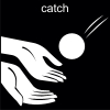 catch Pictogram