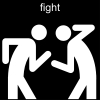 fight Pictogram