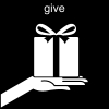 give Pictogram