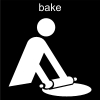 bake Pictogram