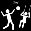 play Pictogram
