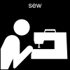 sew Pictogram