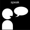 speak Pictogram