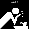 wash Pictogram