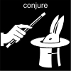 conjure Pictogram