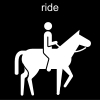 ride Pictogram