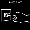 switch off Pictogram