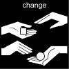 change Pictogram