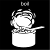 boil Pictogram