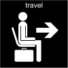 travel Pictogram