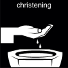 christening Pictogram