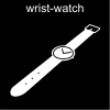 wrist-watch Pictogram