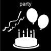 party Pictogram
