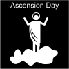 Ascension Day Pictogram