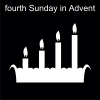 fourth Sunday in Advent Pictogram