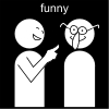 funny Pictogram