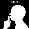 silent Pictogram