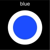 blue Pictogram