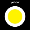 yellow Pictogram