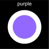 purple Pictogram