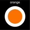 orange Pictogram