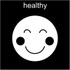 healthy Pictogram