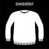sweater Pictogram