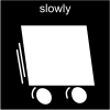 slowly Pictogram