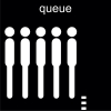 queue Pictogram