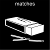 matches Pictogram