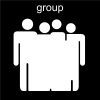 group Pictogram