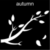 autumn Pictogram