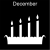 December Pictogram