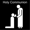 Holy Communion Pictogram
