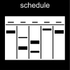 schedule Pictogram