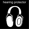 hearing protector Pictogram