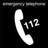 emergency telephone Pictogram