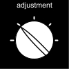 adjustment Pictogram