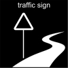 traffic sign Pictogram