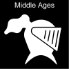 Middle Ages Pictogram