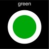 green Pictogram