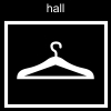 hall Pictogram