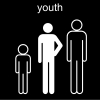 youth Pictogram