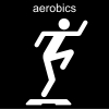 aerobics Pictogram