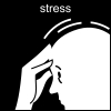 stress Pictogram