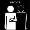 escorts Pictogram