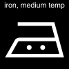 iron, medium temp Pictogram