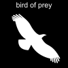 bird of prey Pictogram
