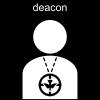 deacon Pictogram